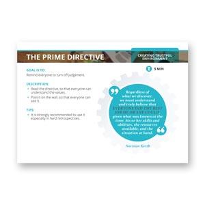 Retrospective Card: The Prime Detective