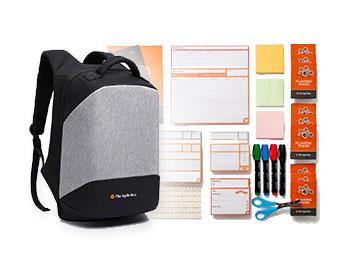 The Agile Box Backpack