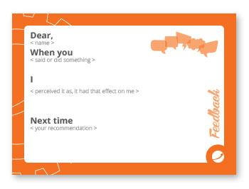AgileBox Feedback Card